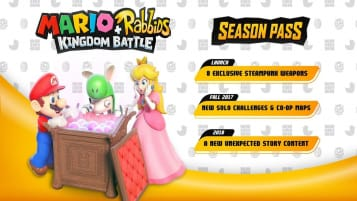 mario rabbids kingdom battle season pass