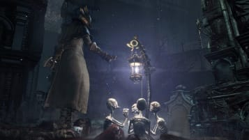 Bloodborne Checkpoint
