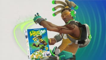 overwatch lúcio-oh's cereal lucio-oh's highlight