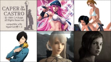 queer characters gaming brief history