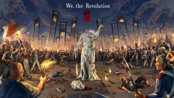 we the revolution key art