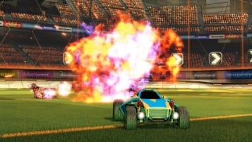 Rocket League Review Bombed