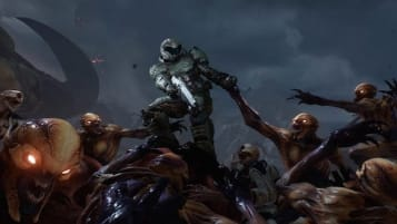 Doom Review Header