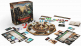 Board game components for Divinity Original Sin the Board Game